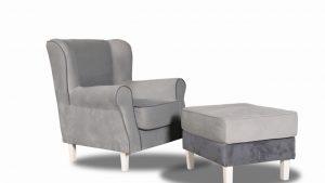 Fotelje Stolice Taburei